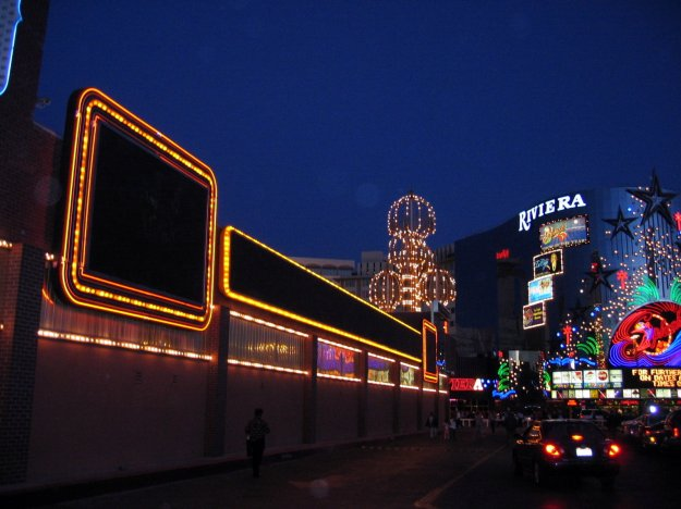 Westward Ho, Las Vegas - closing night November 25, 2005