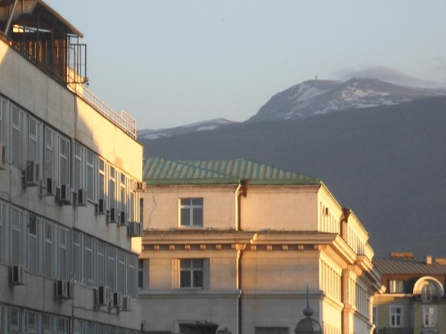 Hostel Lavele view, Sofia Bulgaria