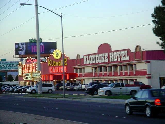 Klondike hotel and casino las vegas depression and gambling treatment