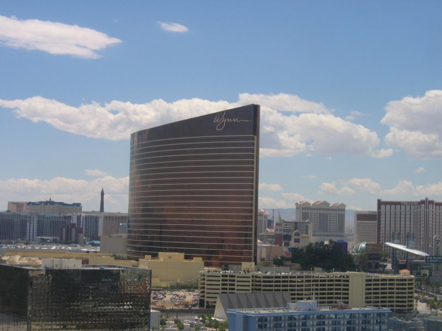 Riviera Las Vegas room view