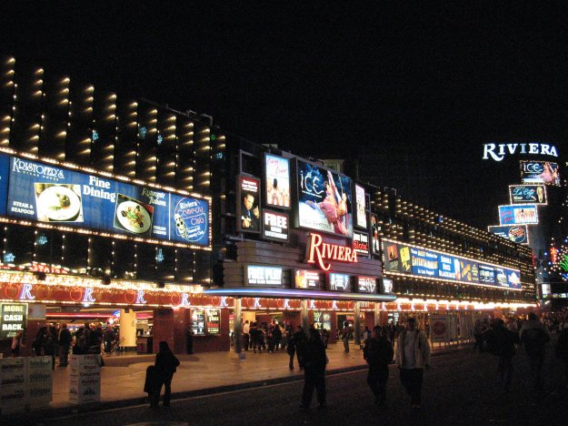 Riviera Las Vegas New Year's Eve