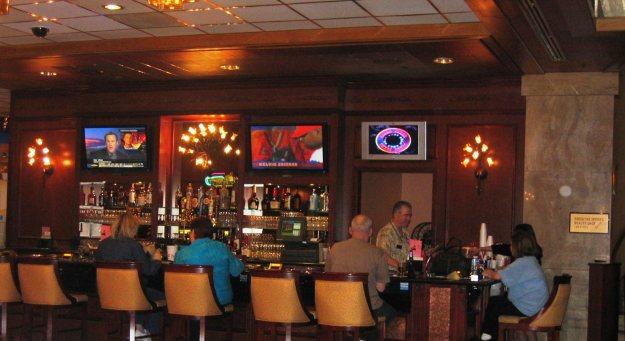 El Cortez Las Vegas new lobby bar