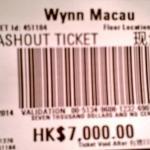 Quick Recap of Macau, China