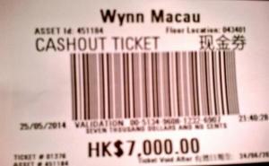 Wynn win