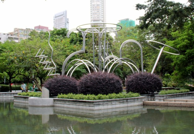 Kowloon Park, Hong Kong China