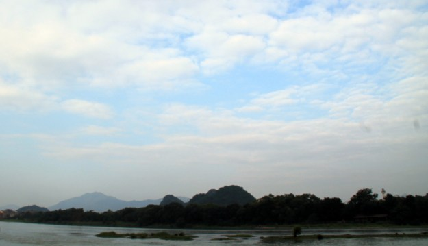 Beautiful Guilin from Elephant Trunk Hill Park