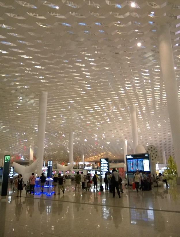 shenzhen airport china