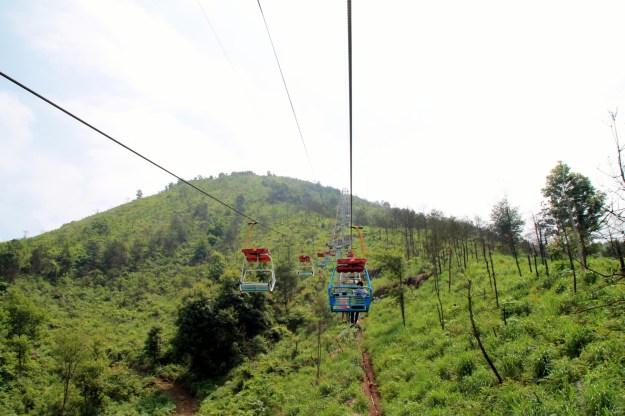 Yao Mountain swing chairs