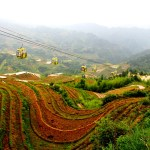 Guilin, China: Dragon's Backbone Rice Terraces Day!
