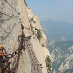 Day Trip From Xian to Mount Huashan, China