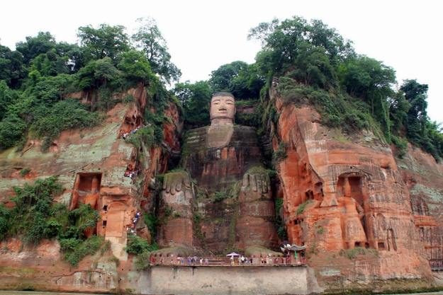 Grand Leshan Buddha China
