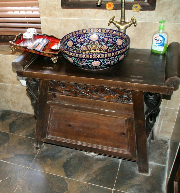 Xi Tang Exquisite Hotel Lijiang China Tibetan sink