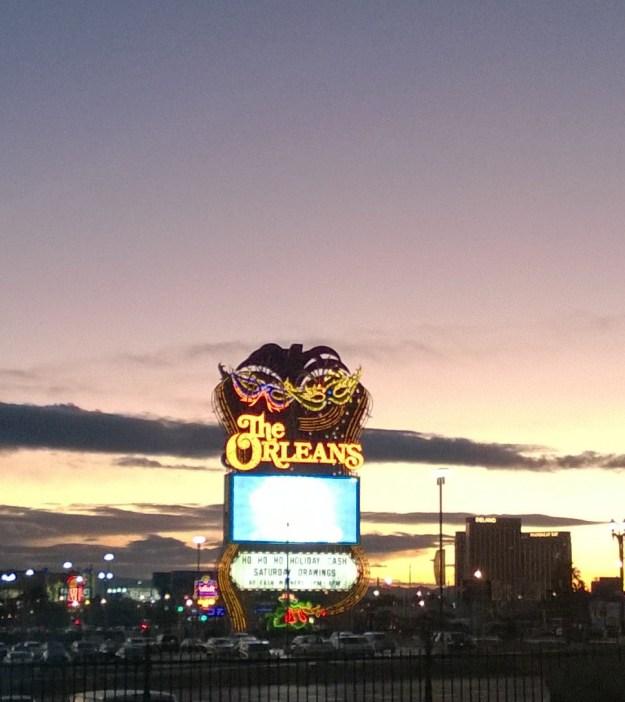 las vegas sunrise orleans hotel