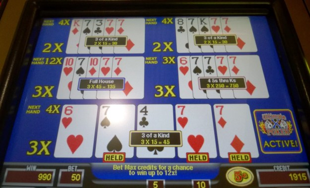 ultimate x borgata 990 win