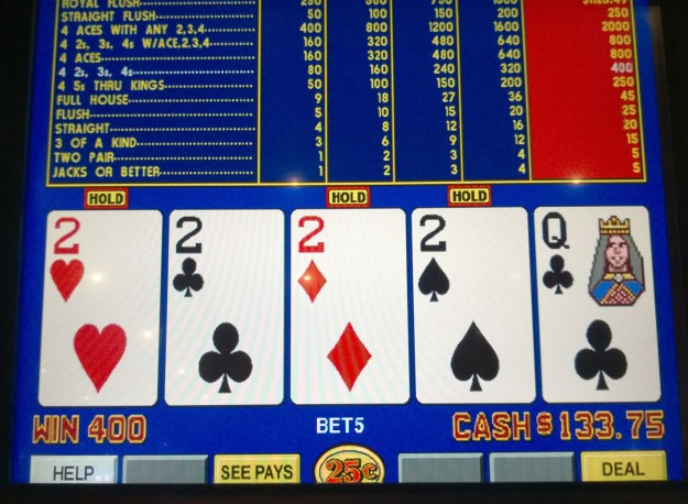 orleans-las-vegas-four-of-a-kind-twos