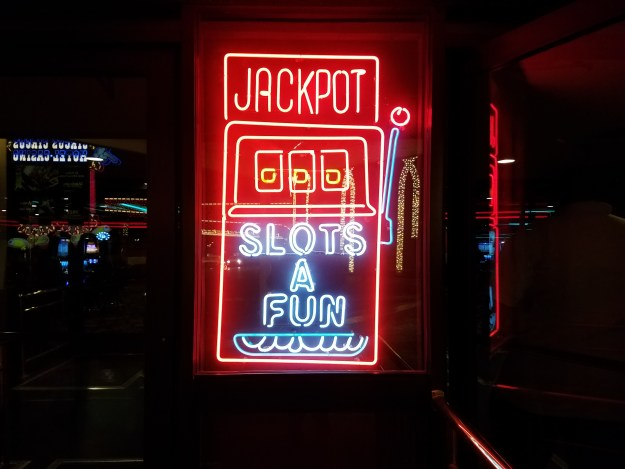 slots a fun las vegas casino entrance