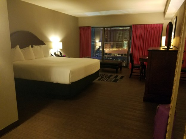 flamingo las vegas room