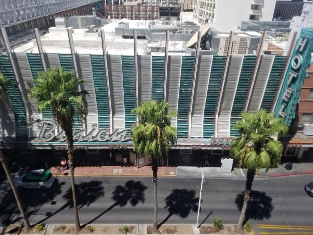 fremont hotel las vegas room view binions