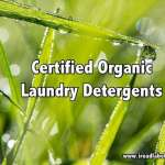 Can you believe that laundry detergent can certified organic byhellip