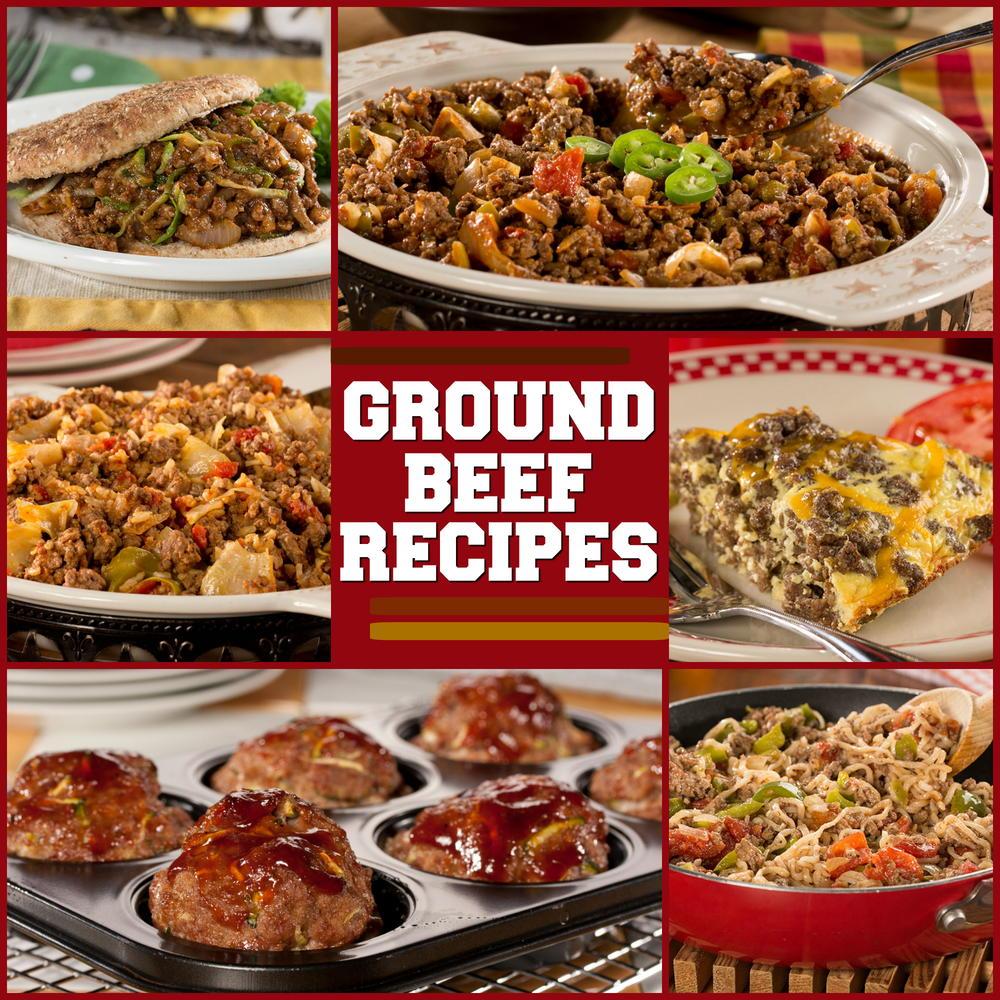 Recipes with Ground Beef | EverydayDiabeticRecipes.com