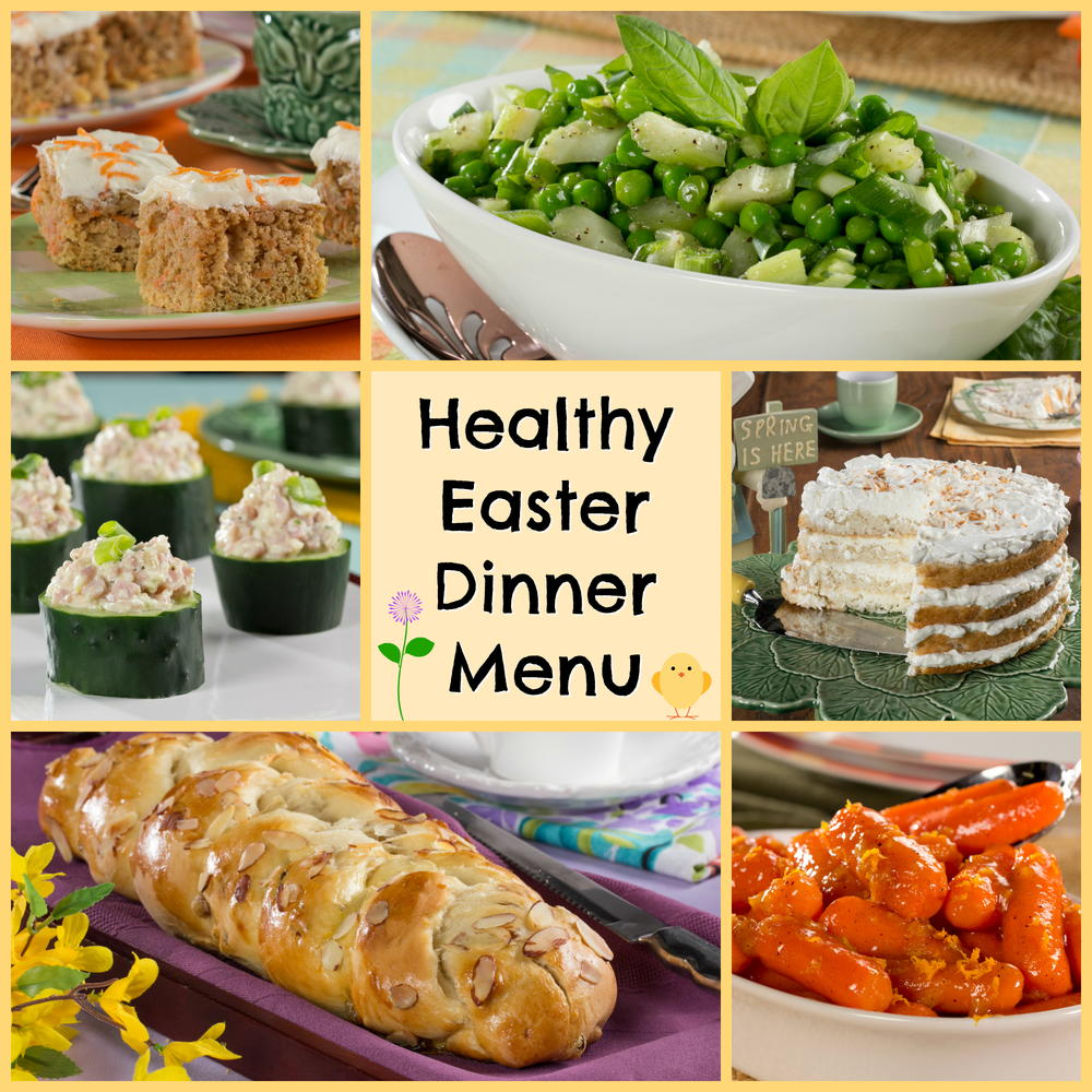 12 Recipes for a Healthy Easter Dinner Menu | EverydayDiabeticRecipes.com