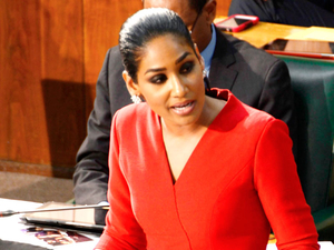 Lisa Hanna says there are irregularities at the Culture Ministry