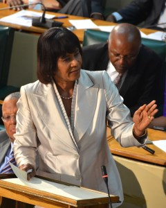 Portia Proposes Social Security Committee