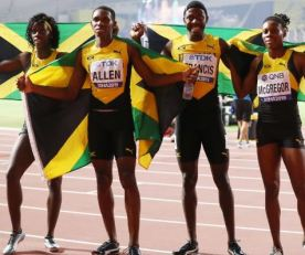 Jamaica's Dave Oddman captures silver medal at special Olympic Winter Games in Austria