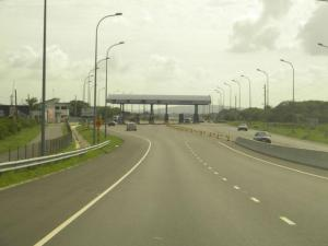 Increased toll rates for North South Highway