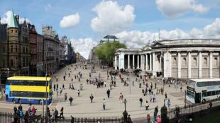 College Green new