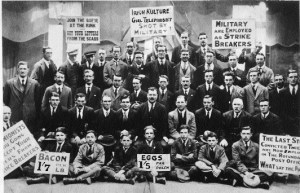 The 1922 Postal Strike