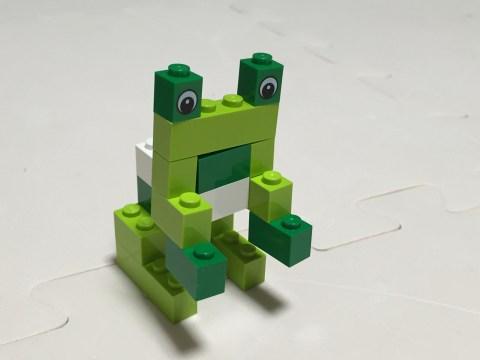 レゴ カエル