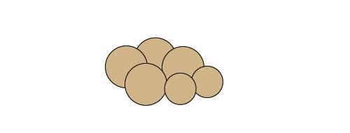 画:円を追加