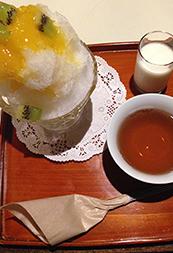 昭和の小学校にタイムスリップ!レトロな「あくびカフェー」に行ってきました
