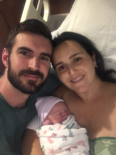 Congrats to Duris and Vanessa on the birth of their son Logan!