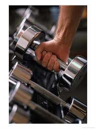 weight lifting schedule  -dumbells