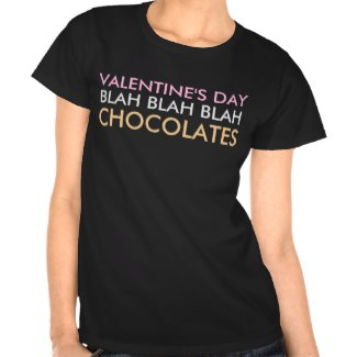 Valentine's Day Blah Shirts