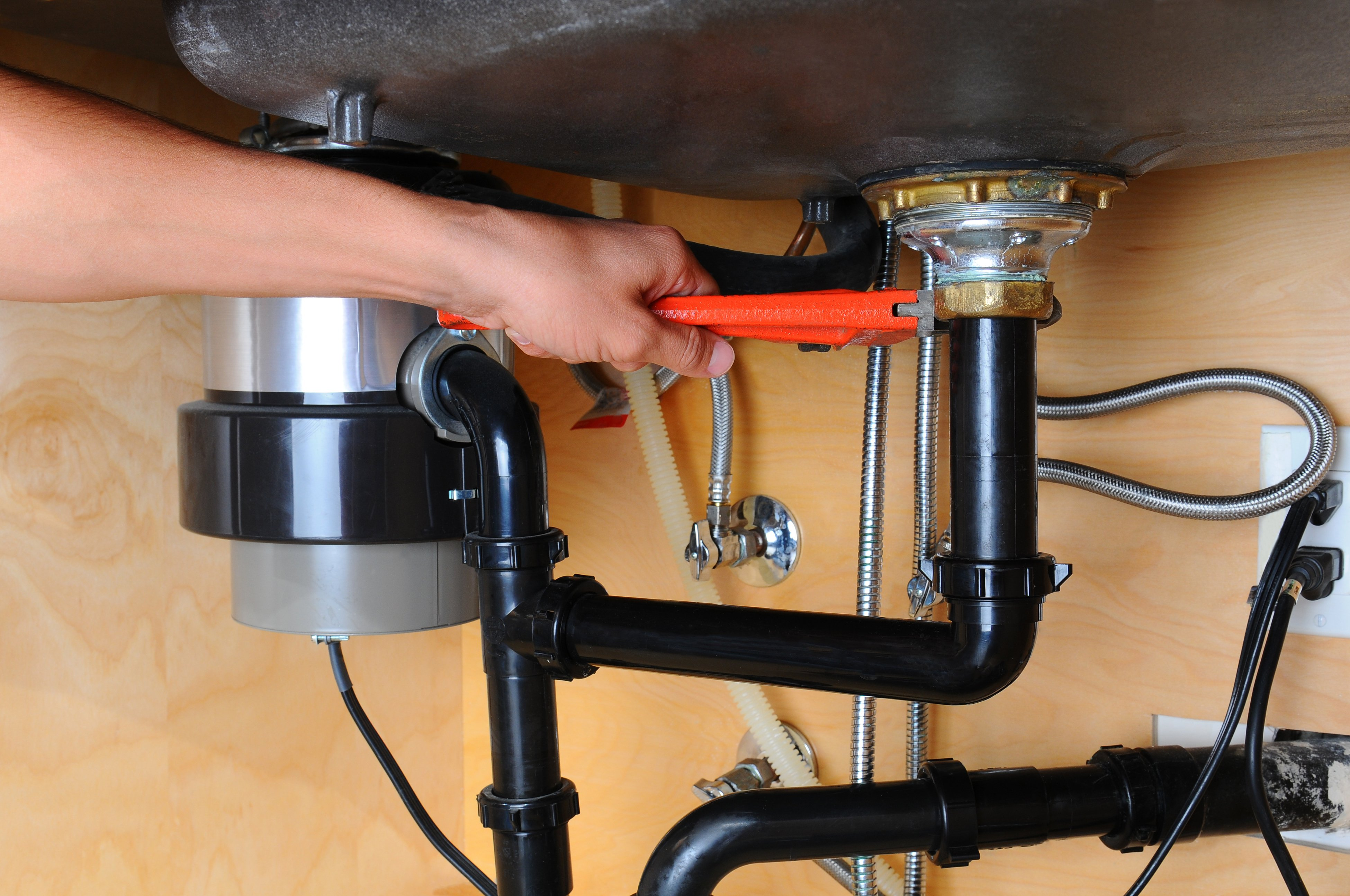 how to unclog a kitchen sink that has garbage disposal kitchen sink clogged Fix Clogged Kitchen Sink Garbage Disposal Best Ideas