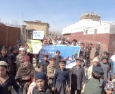 Sher Garh – Pakistan Walks for Water & Sanitation as a basic Human Right