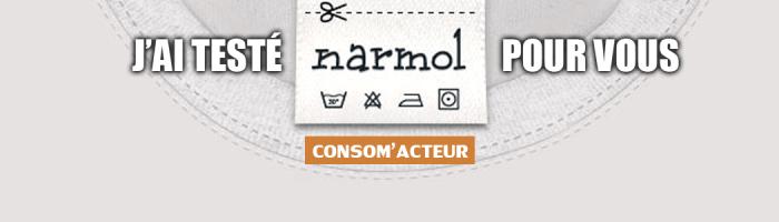 J'ai testé pour vous : Narmol