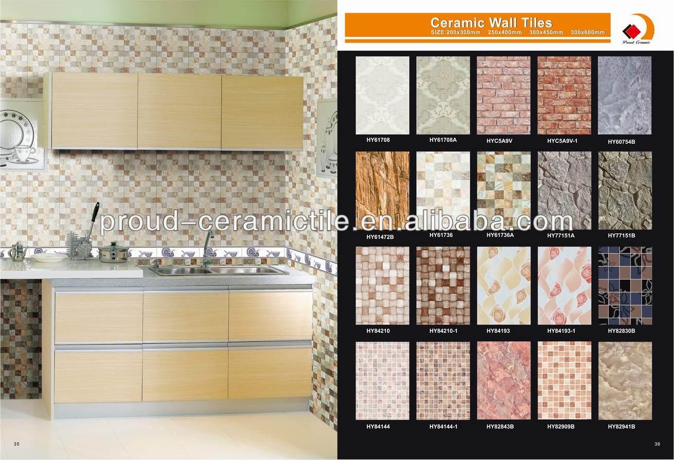 kitchen wall tiles design new design Ceramic Wall Tiles mm Model No HYCV 1