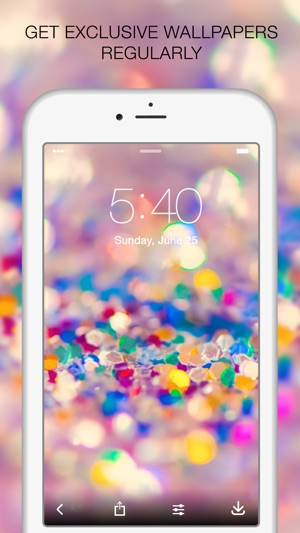 ‎Glitter Wallpapers & Glitter Backgrounds on the App Store