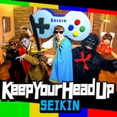 SEIKIN - Keep Your Head Up - EP アートワーク