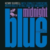 Kenny Burrell - Midnight Blue (Remastered)  artwork