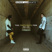 Derek Luh & Skate - The Fortunate Few  artwork