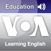 VOA - Learning English Broadcast - Voice of America アートワーク