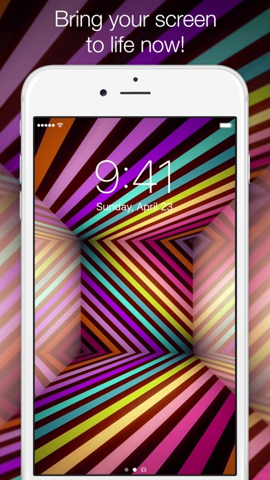 Live Wallpapers for Me - Cool Moving Backgrounds on the App Store