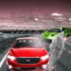 Carolina Vergara - A Battle Of Asphalt Cutting : Car Champion アートワーク