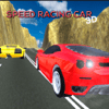 Atif Grewal - Speed Racing Car 3D アートワーク