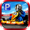 JUUQ Mobile - 3D Go Kart Parking - eXtreme Go Karting Driving & Racing Games アートワーク